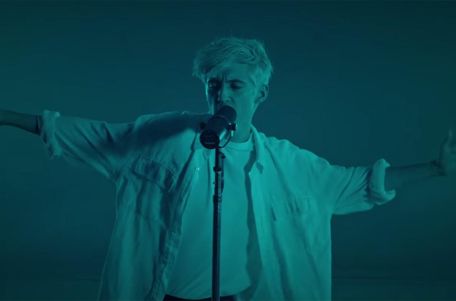 "Troye Sivan ""My My My!"" Acoustic"