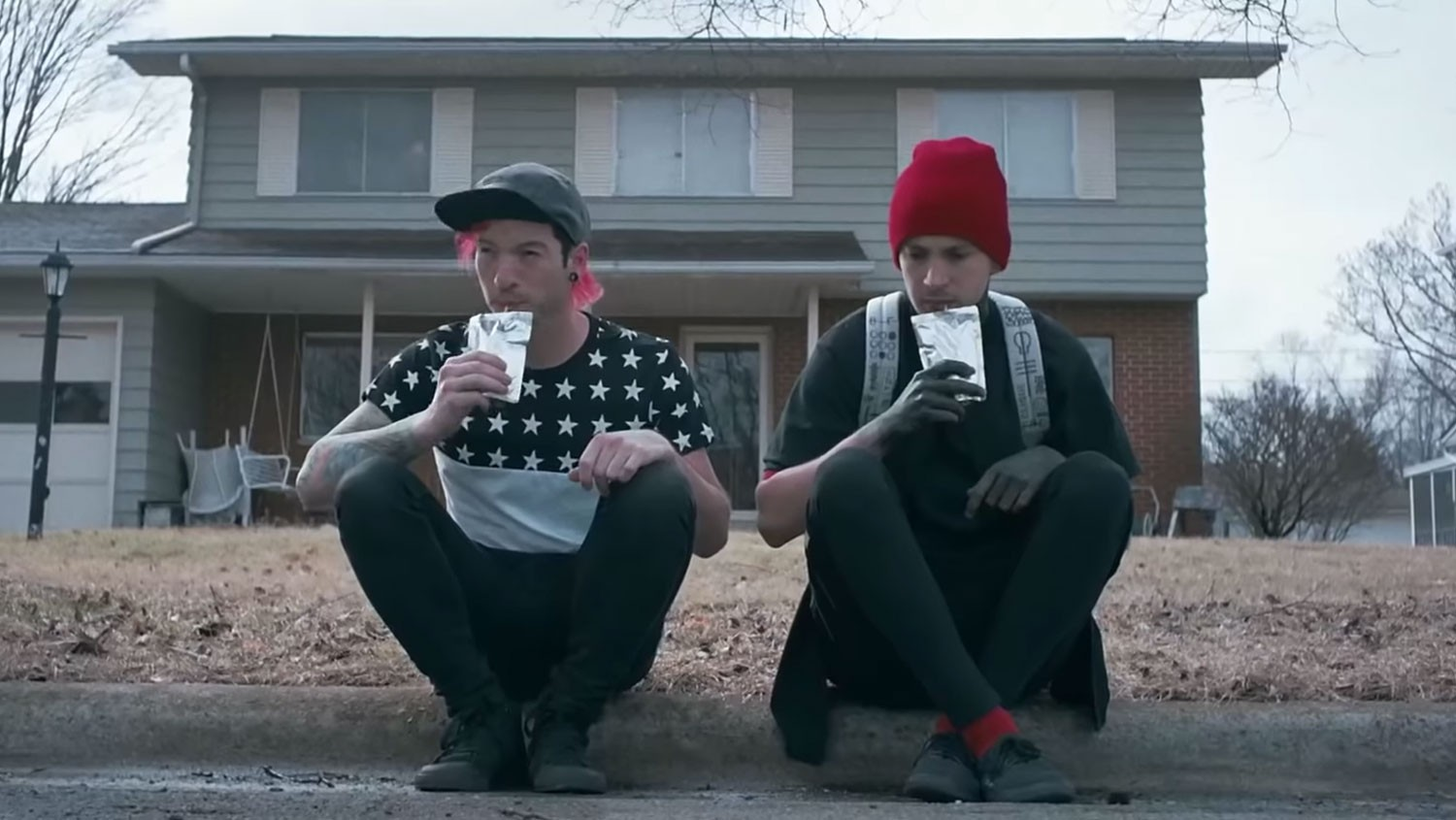 """Twenty One Pilots """"Stressed Out"""""""