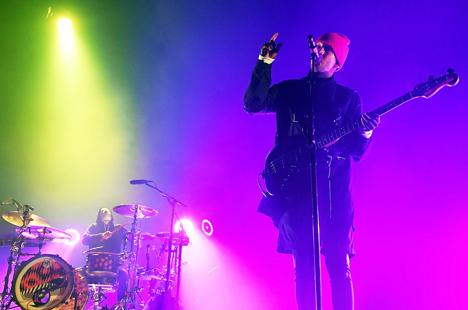 Twenty One Pilots Sound Unconcerned With Pop Success On New Songs