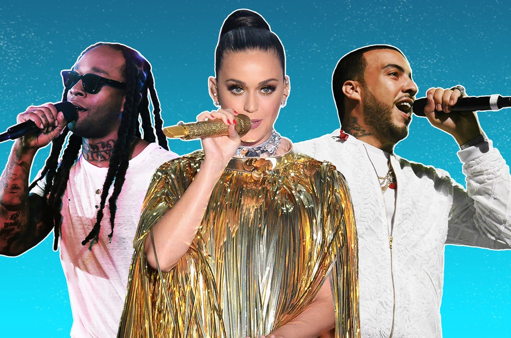 Ty Dolla $ign, Katy Perry & French Montana