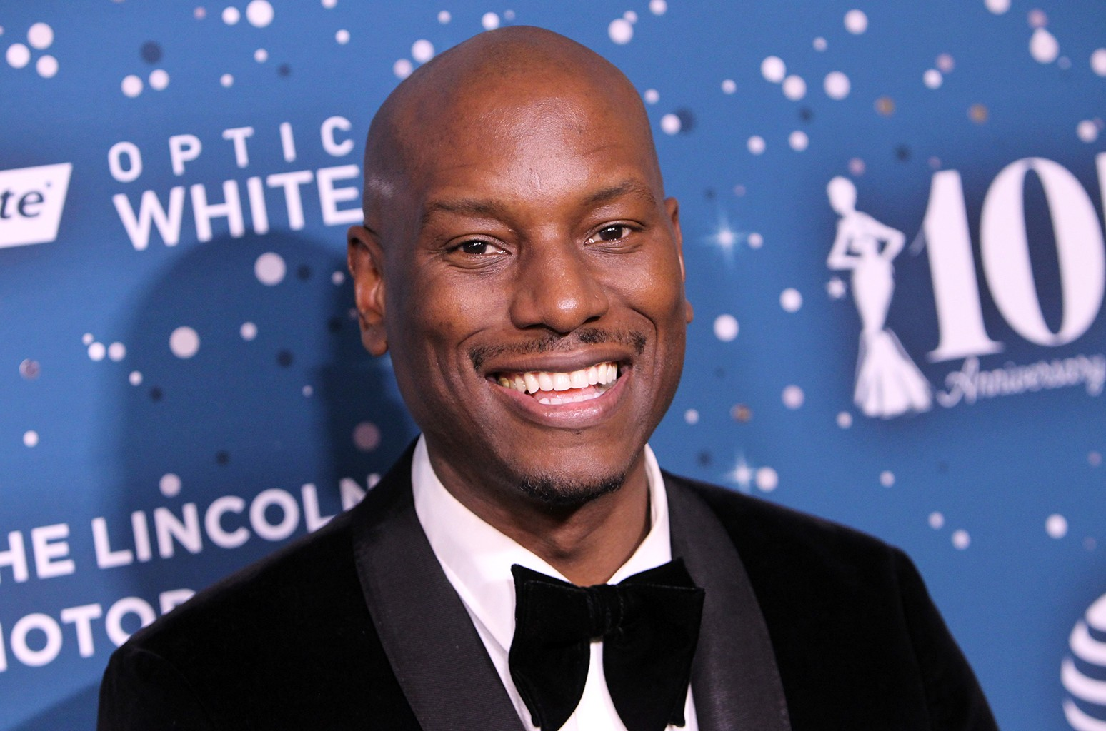 Tyrese Gibson at Essence Black Women in Hollywood Awards at the Beverly Wilshire Four Seasons Hotel on Feb. 23, 2017 in Beverly Hills, Calif.