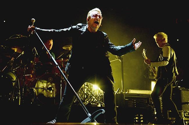 U2 Bono