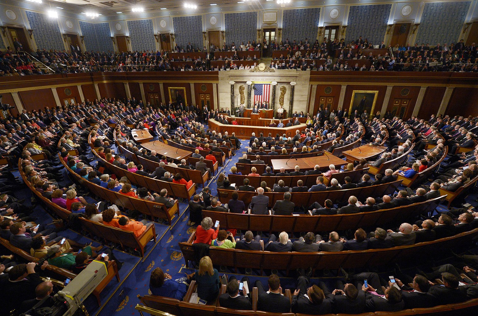 Congress at the US Capitol