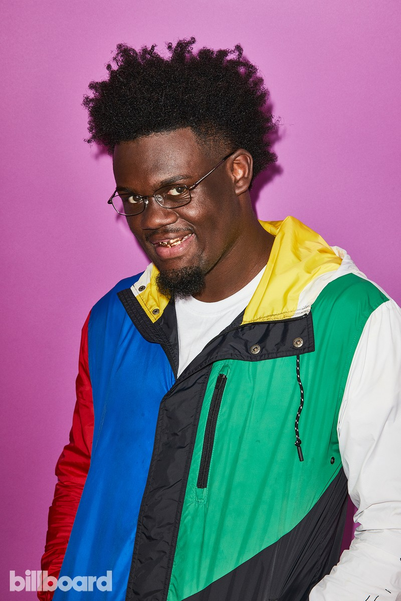 Ugly God at the Hot 100 Music Festival, 2017
