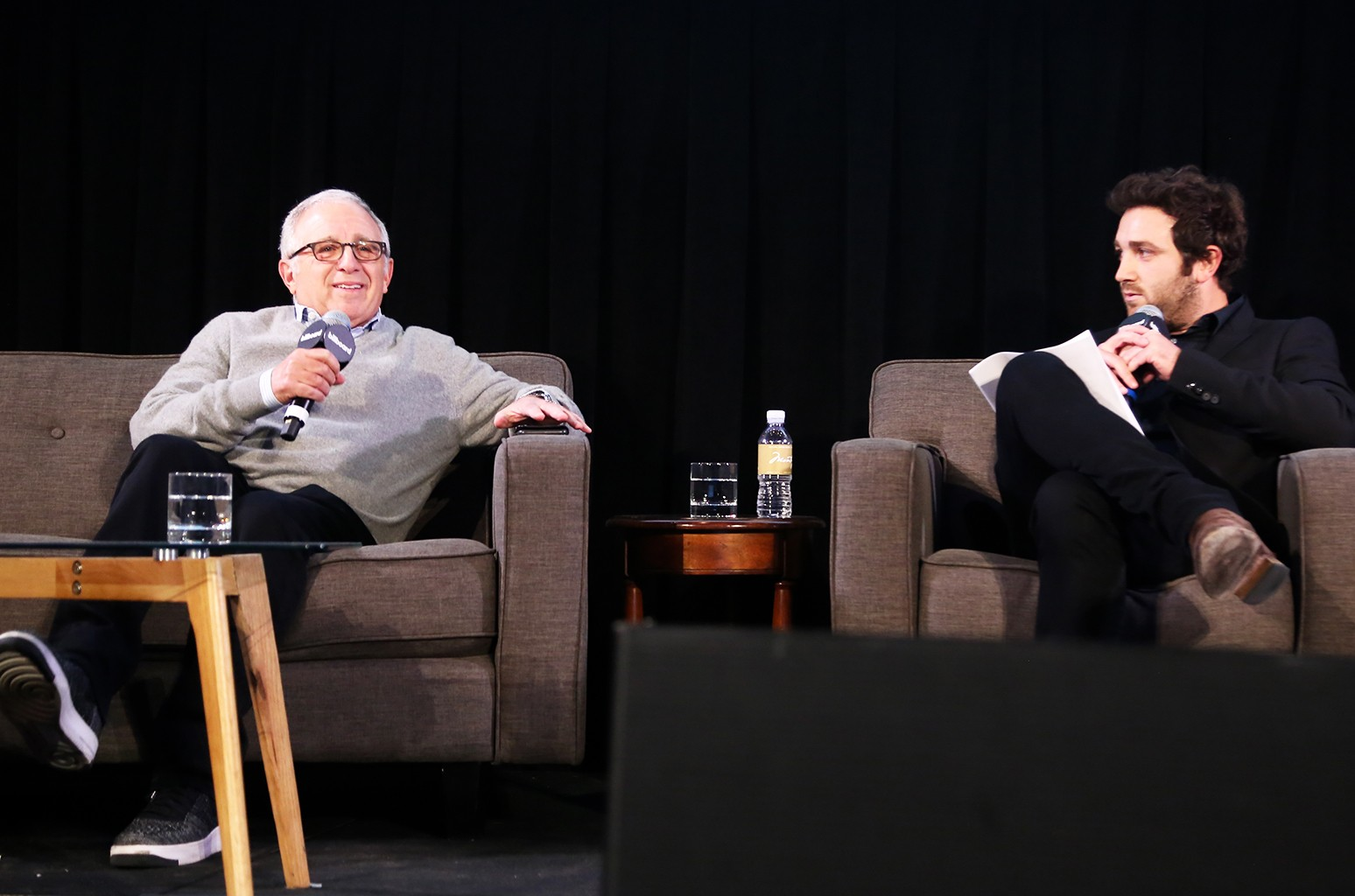 'Unmanageable: A Conversation with Industry Legend Irving Azoff Moderated by his Son and Business Partner Jeffrey Azoff'