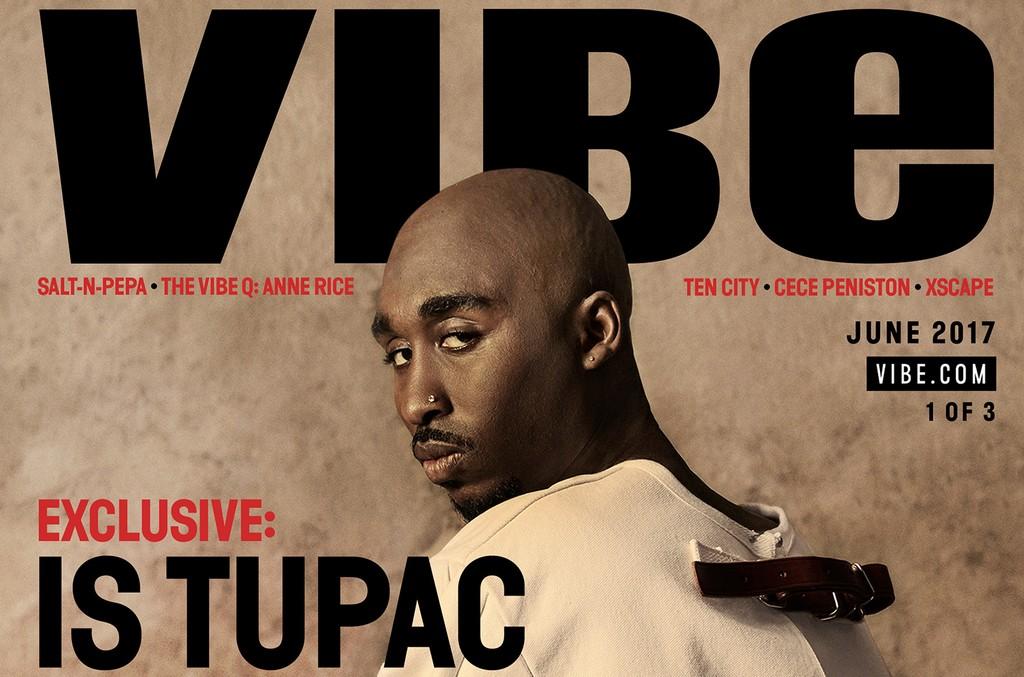 Demetrius Shipp Jr. on the June 2017 cover of VIBE