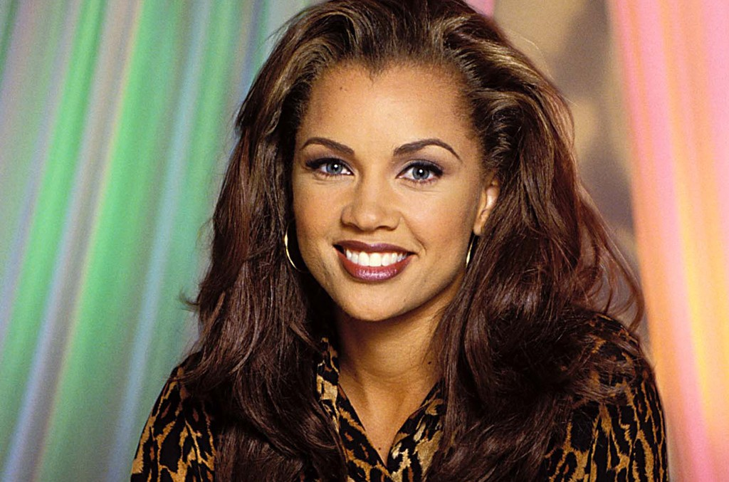 Vanessa Williams photographed in 1992.