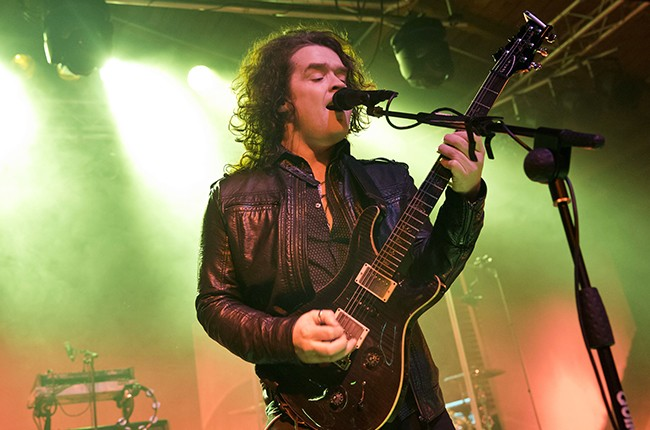 Vincent Cavanagh of Anathema