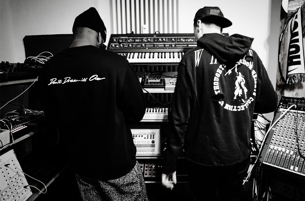 Virgil Abloh and Boys Noize