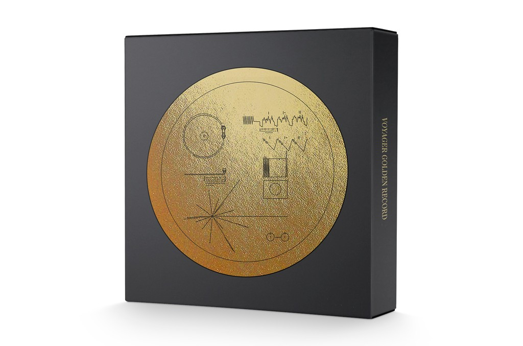 The Voyager Golden Record: 40th Anniversary Edition