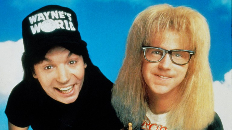 <p>Wayne&#39&#x3B;s World, 1992</p>