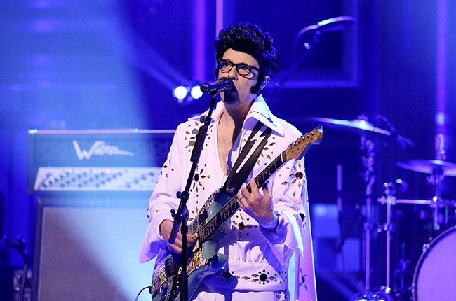 Weezer, The Tonight Show Starring Jimmy Fallon