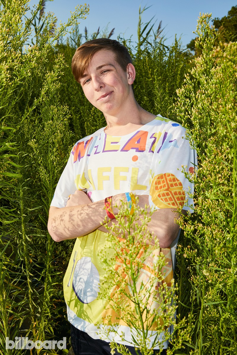 Whethan at the Hot 100 Music Festival, 2017