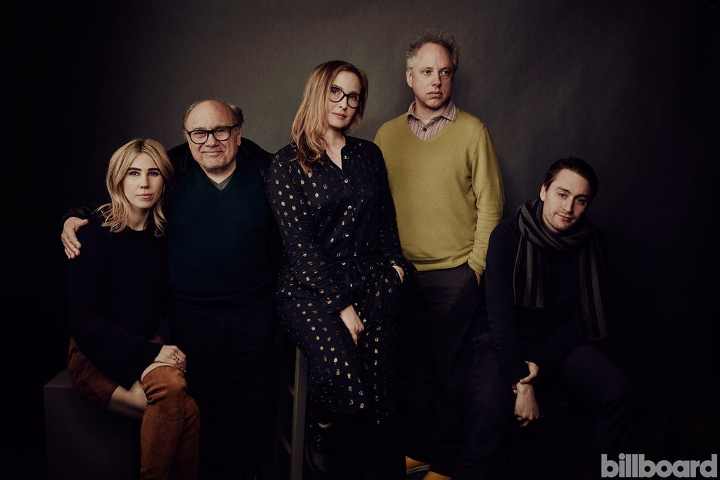 The Cast of 'Wiener-Dog'