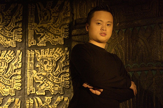 William Hung Video Shoot