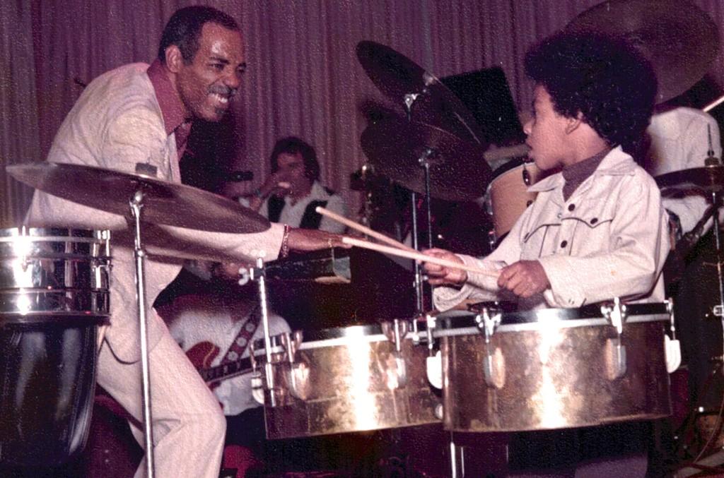 Willie Bobo and Eric Bobo