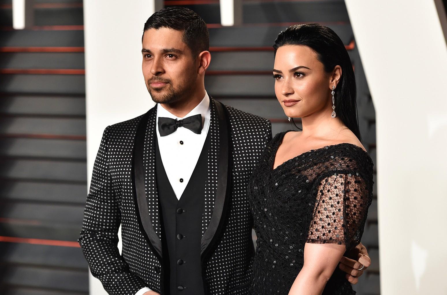 Demi Lovato & Wilmer Valderrama Break Up   Billboard