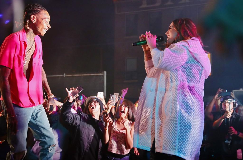 Wiz Khalifa & JoJo
