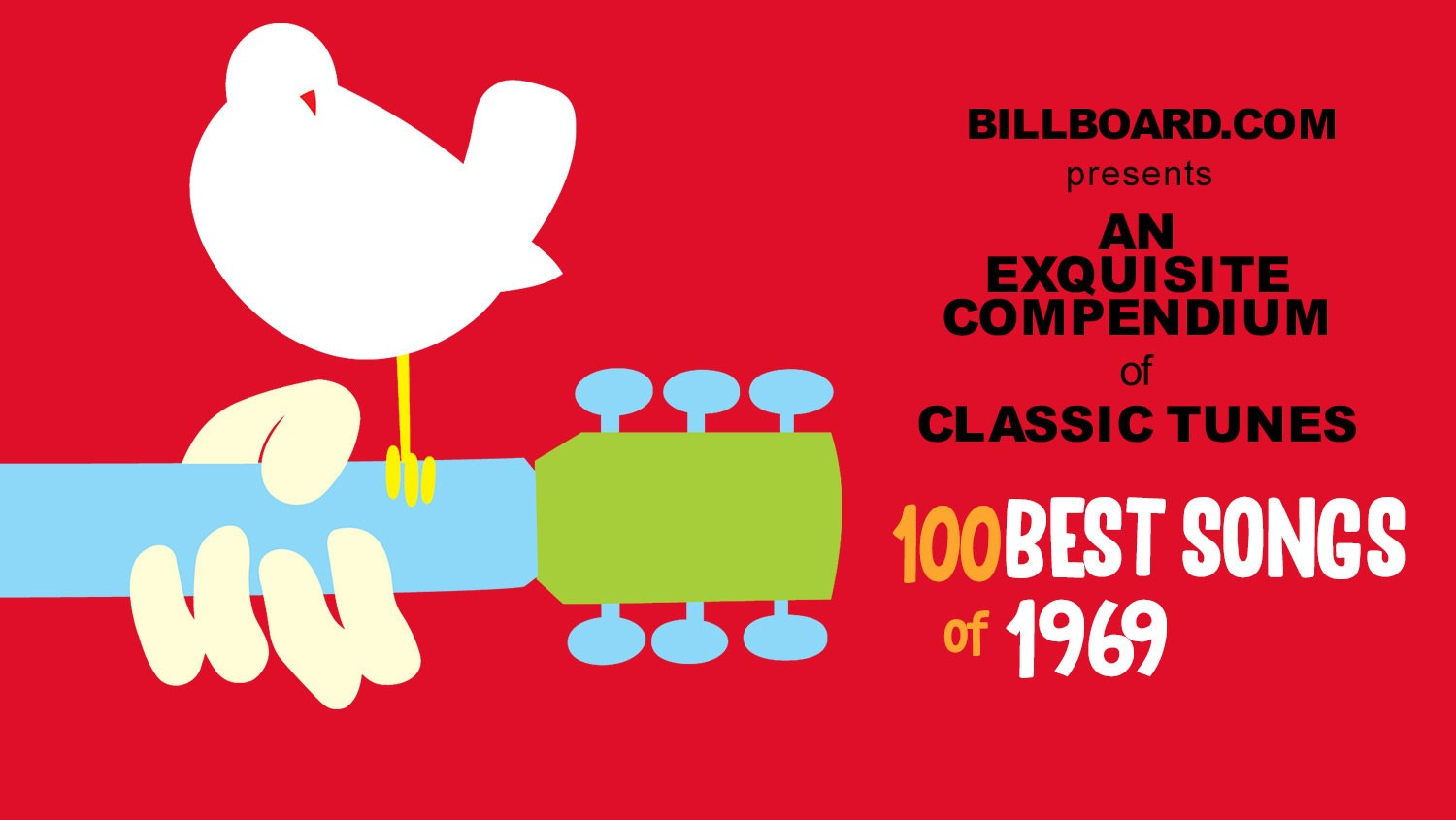 The 100 Best Songs of 1969: Staff Picks
