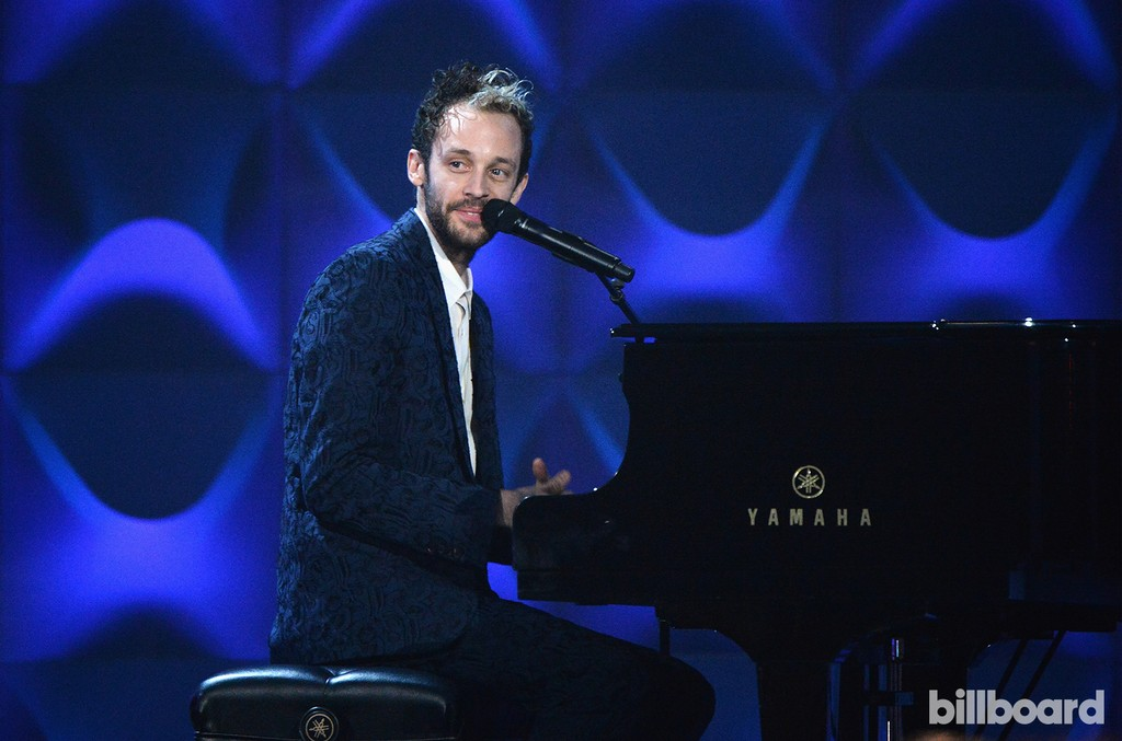 Wrabel performs at the Billboard Women in Music 2016 event on Dec. 9, 2016 in New York City.