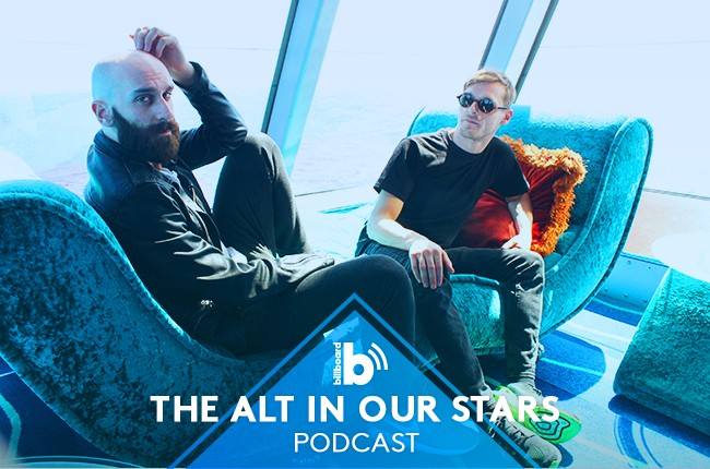 The Alt in Our Stars Podcast featuring: X Ambassadors