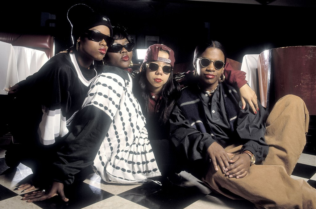 Xscape photographed in Chicago on Nov. 12, 1993.