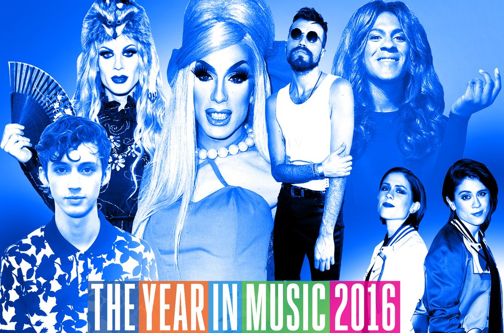10 Best LGBTQ Music Moments in 2016