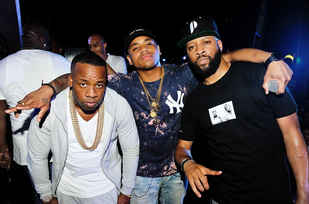 Yo Gotti, Mack Wilds and Low Key