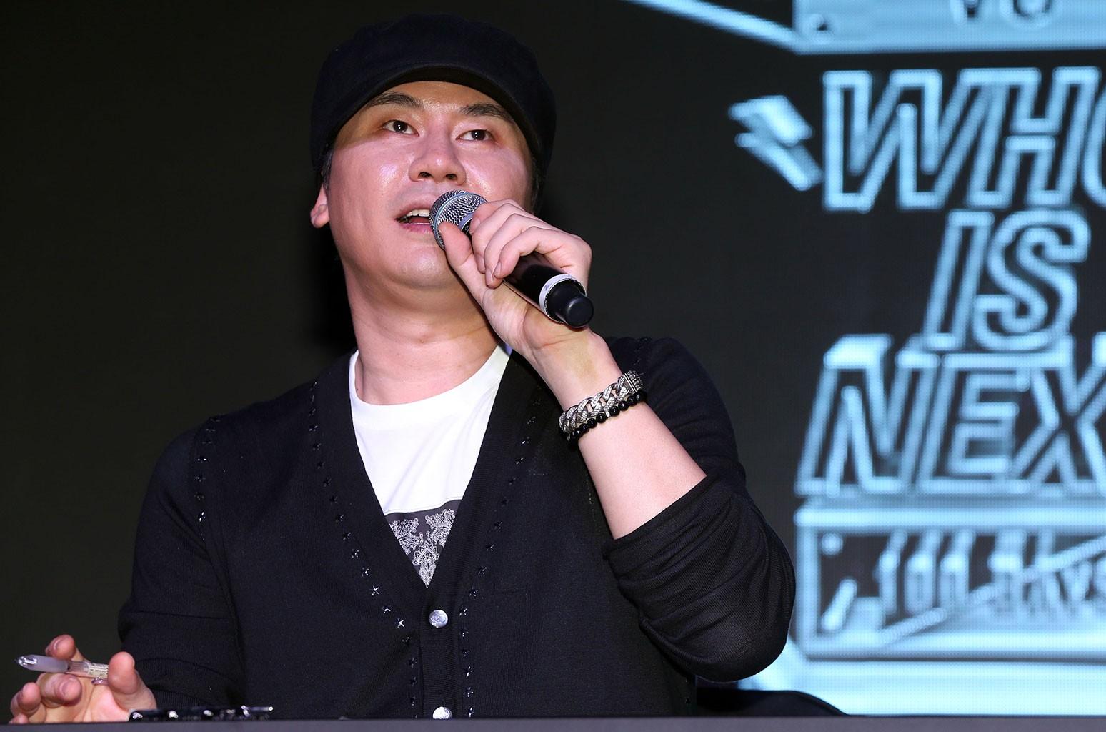 Yg Entertainment K Pop Label Chief Steps Down Over Drug Allegations Billboard Billboard