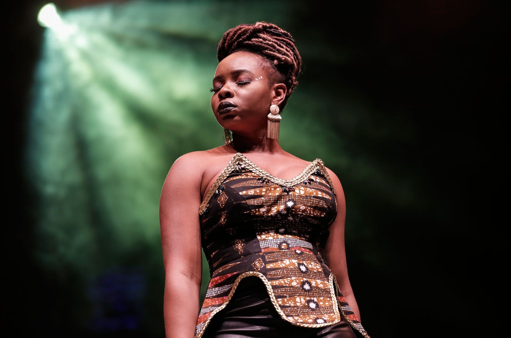 You Have to See Yemi Alade's Feel-Good Performance of 'Shekere' For 'Global Goal: Unite for Our Future'