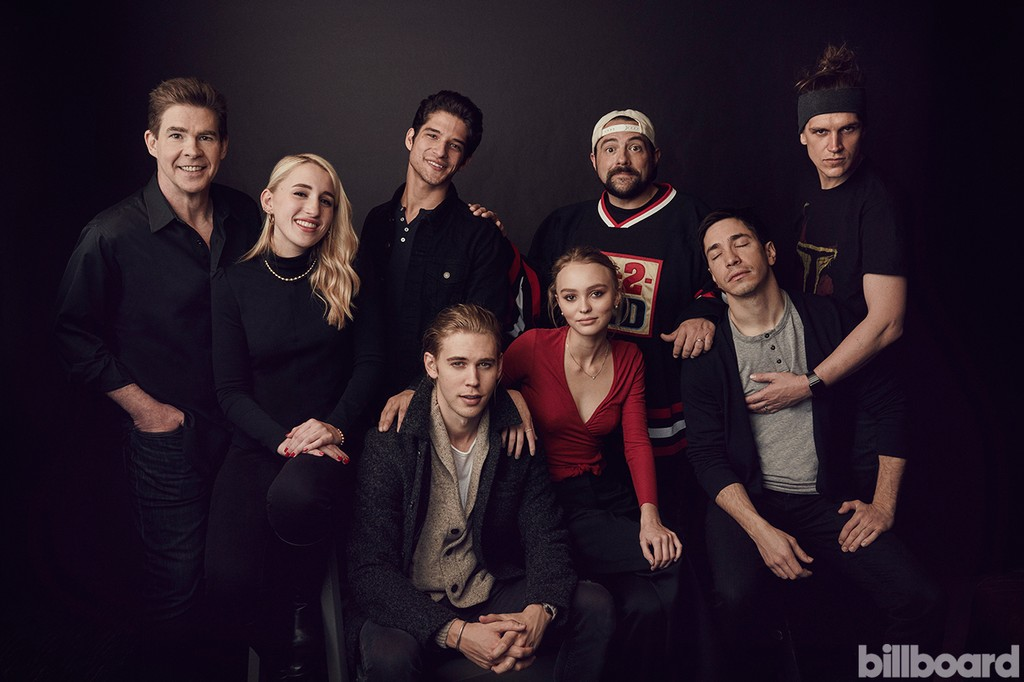 The Cast of 'Yoga Hosers'