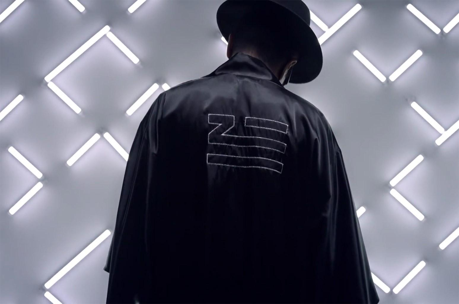 """ZHU """"Waters of Monaco"""" (Adidas China Pure Edit)"""