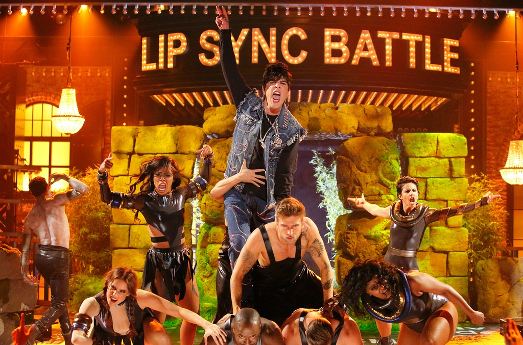 Zachary Quinto on Lip Sync Battle