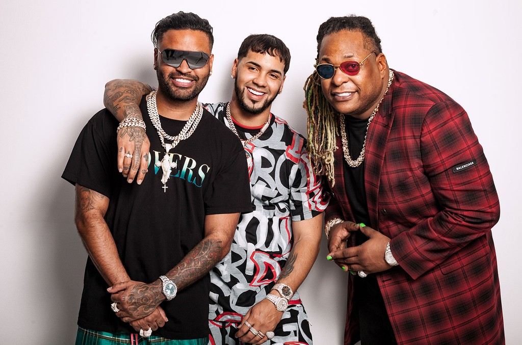Zion & Lennox and Anuel AA