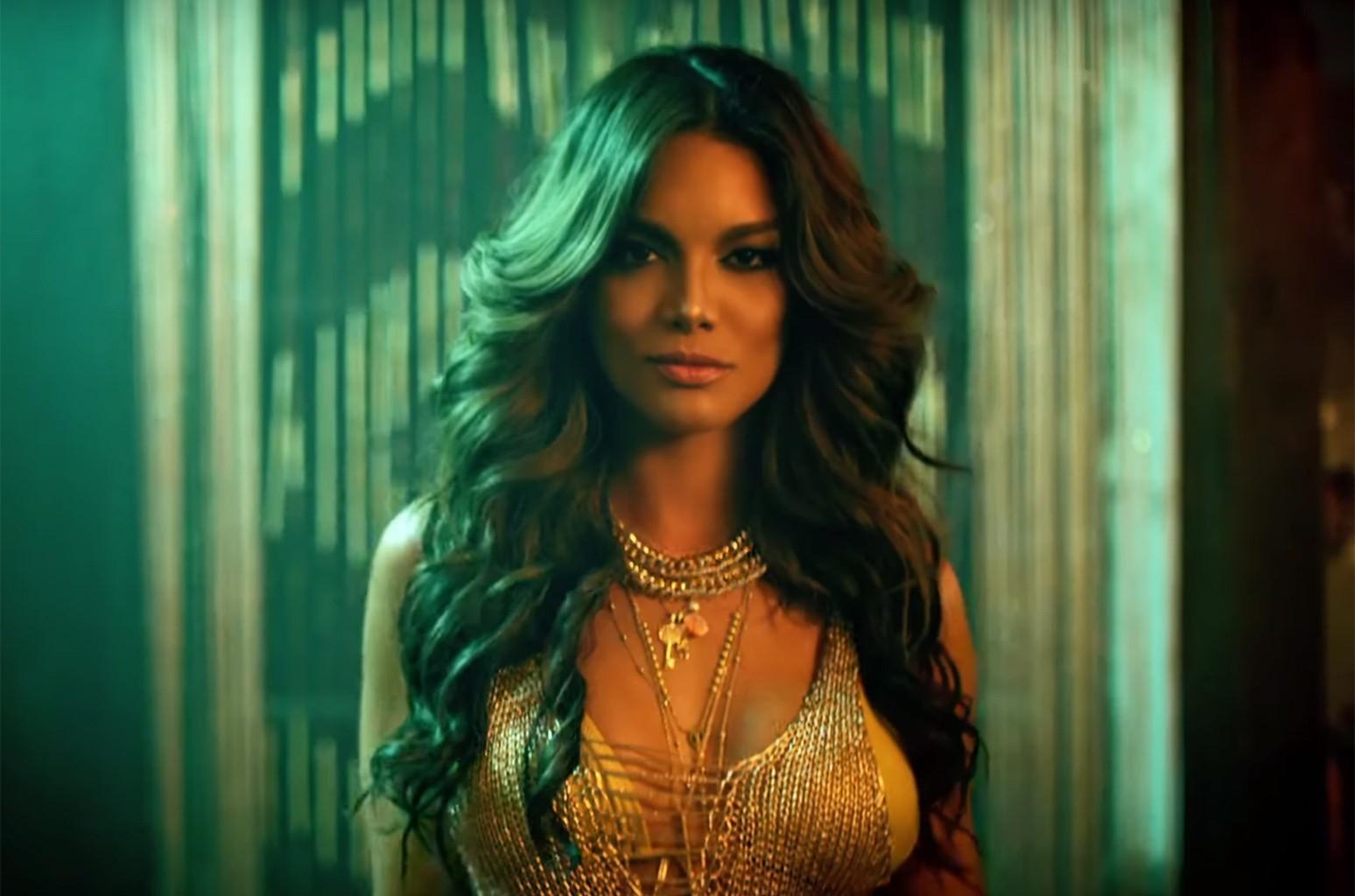 "Zuleyka Rivera in the video for ""Despacito"""