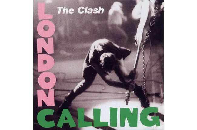 The Clash 'London Calling'