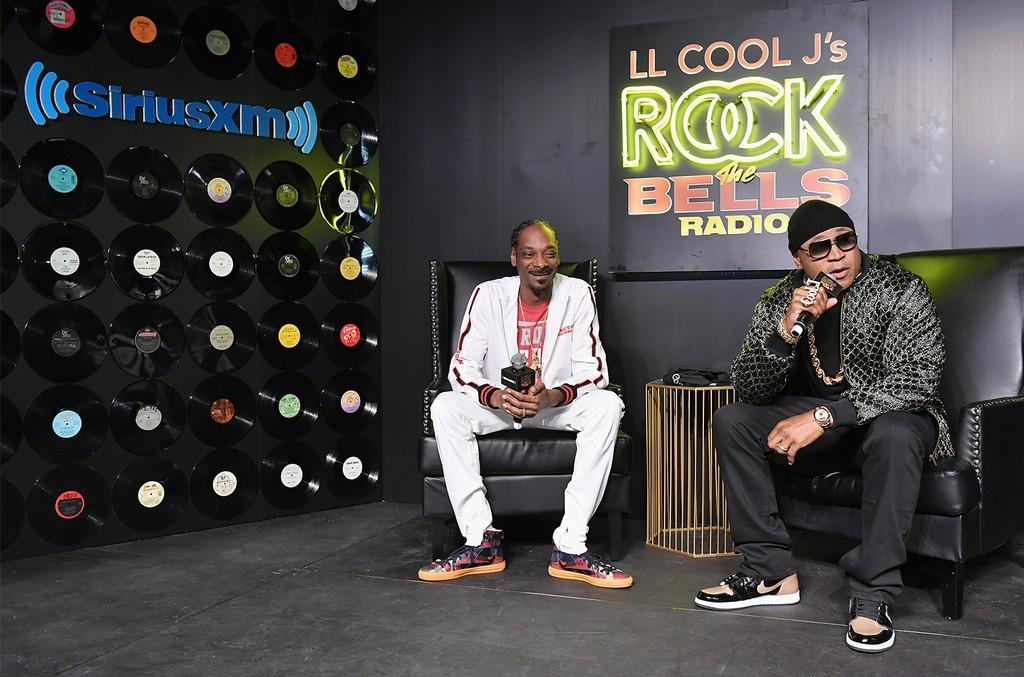 Snoop Dogg and LL COOL J