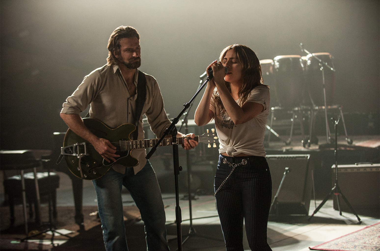 Bradley Cooper Calls Lady Gaga S A Star Is Born Performance A Revelation Billboard