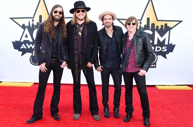 A Thousand Horses 2015 acm awards