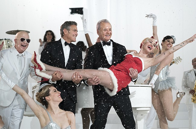 a-very-murray-christmas-bill-murray-miley-cyrus-george-clooney-netflix-2015