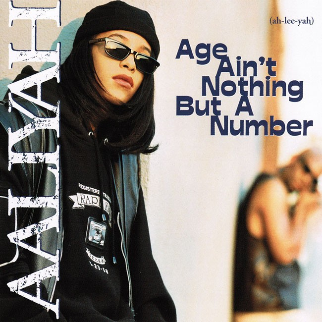 Aaliyah: Age Ain't Nothing But A Number, 1994.