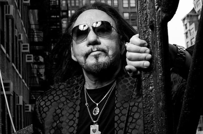 Ace Frehley Photographed By Matt Furman For Billboard