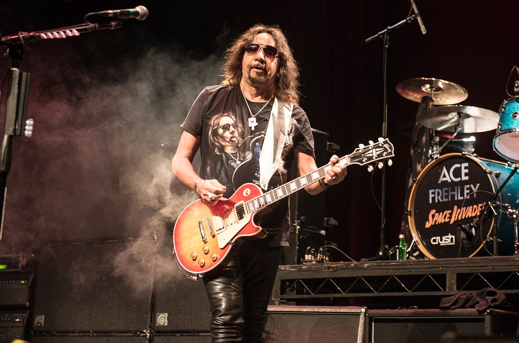 Ace Frehley Claims Kiss' Gene Simmons 'Groped' His Wife, Warns 'The S***  Will Hit The Fan' | Billboard