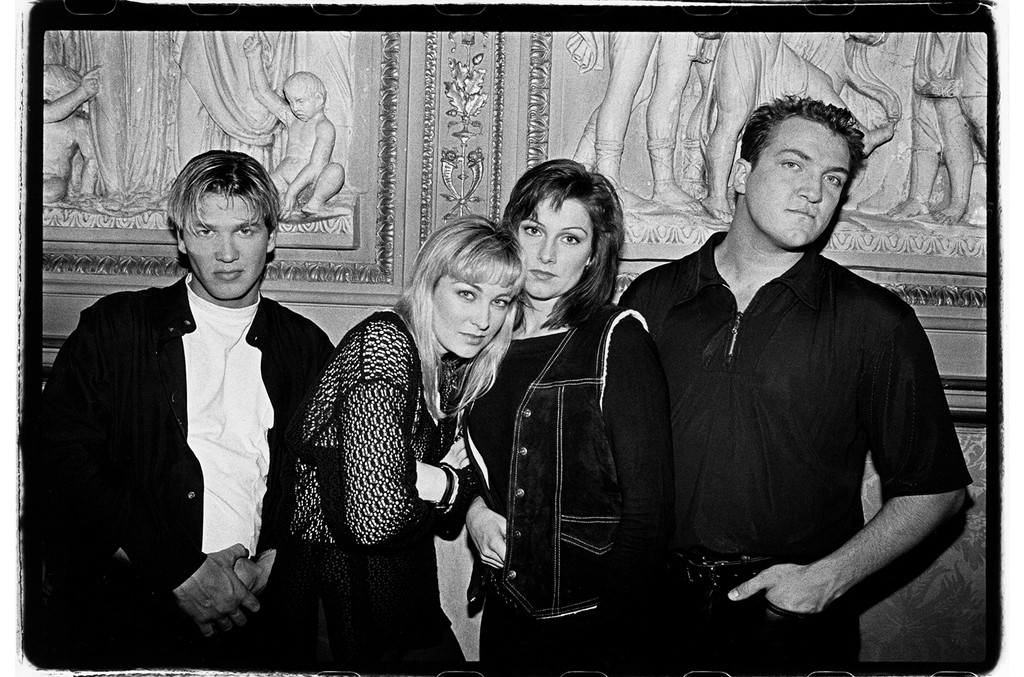 Ace of Base poses for a portrait in 1994 in New York City.