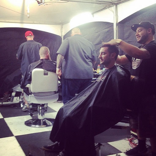 ACL Haircut Station