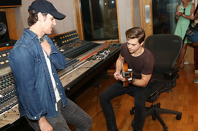 Ross Copperman and Hunter Hayes