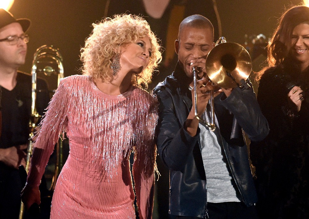 Little Big Town Trombone Shorty Academy of Country Music Awards 2016
