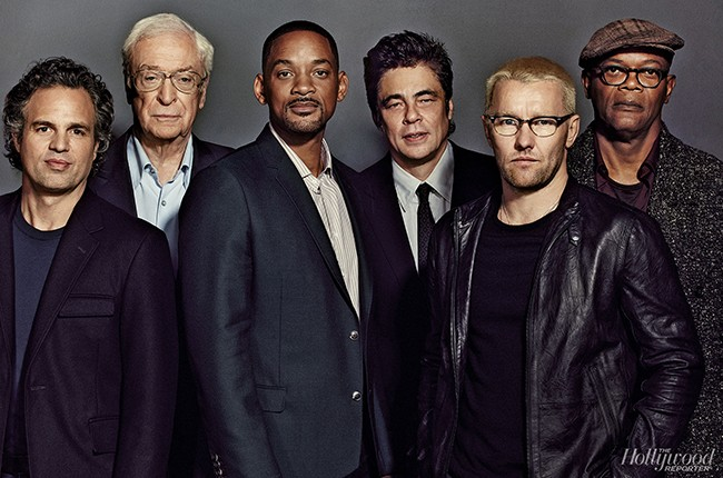 Actor Roundtable Hollywood Reporter