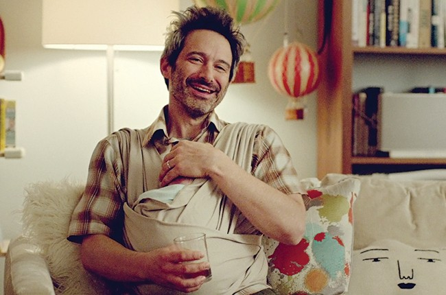 """Adam """"Ad-Rock"""" Horovitz in """"While We're Young."""""""