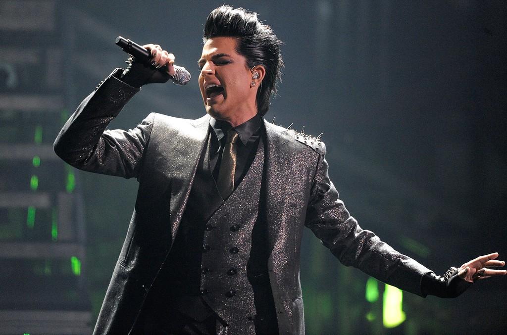 Adam Lambert, 2009